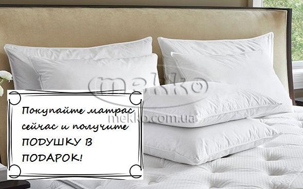 Ортопедичний матрац Sleep&Fly Daily 2 в 1 + ПОДУШКА В ПОДАРУНОК!  Полтава-3