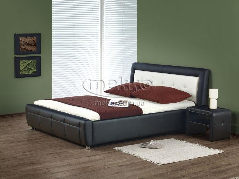"""Ліжко з підйомним механізмом """"SAMANTA P"""" (1840х2220х940мм) Halmar (Халмар)  Полтава"""