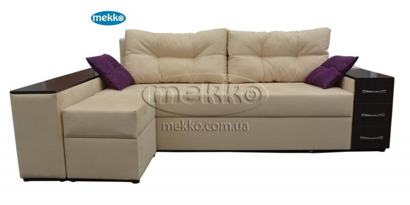 Ортопедичний кутовий диван Cube Shuttle NOVO (Куб Шатл Ново) ф-ка Мекко (2,65*1,65м)  Полтава-12