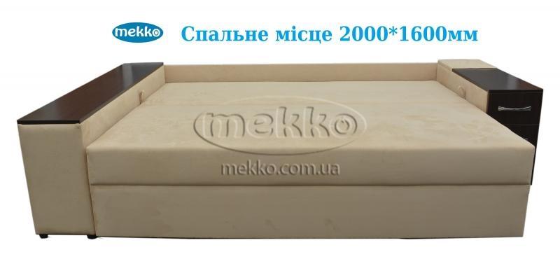 Ортопедичний кутовий диван Cube Shuttle NOVO (Куб Шатл Ново) ф-ка Мекко (2,65*1,65м)  Полтава-16