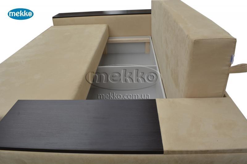 Ортопедичний кутовий диван Cube Shuttle NOVO (Куб Шатл Ново) ф-ка Мекко (2,65*1,65м)  Полтава-15