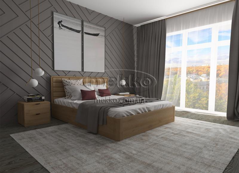 Ліжко Лауро з Підйомником (масив бука /масив дуба) T.Q.Project  Полтава