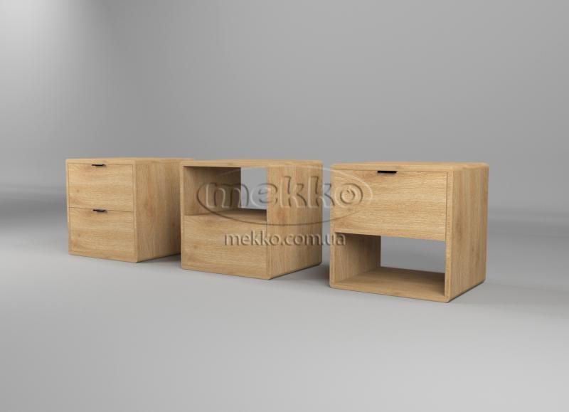 Ліжко Лауро з Підйомником (масив бука /масив дуба) T.Q.Project  Полтава-3